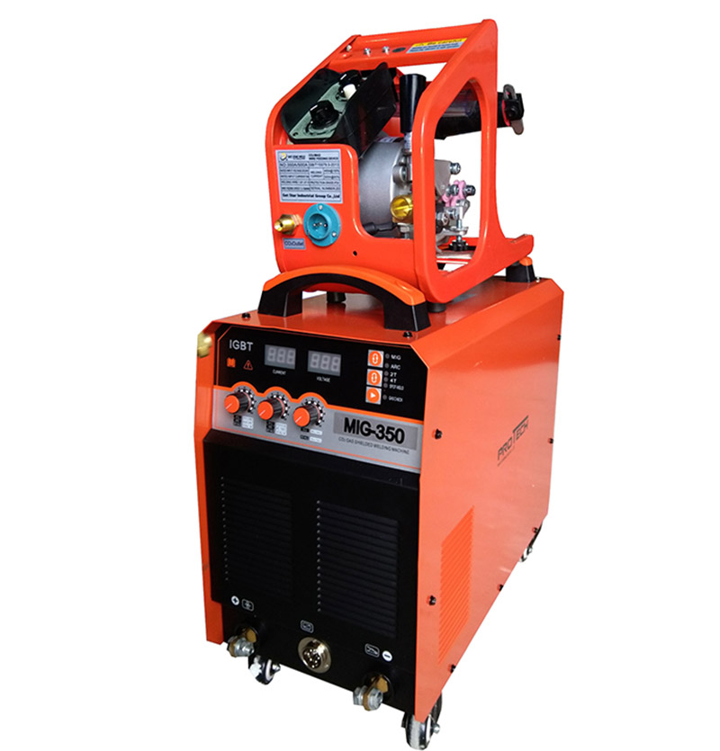 Đặc điểm nổi bật của máy hàn Mig Protech Mig 350A