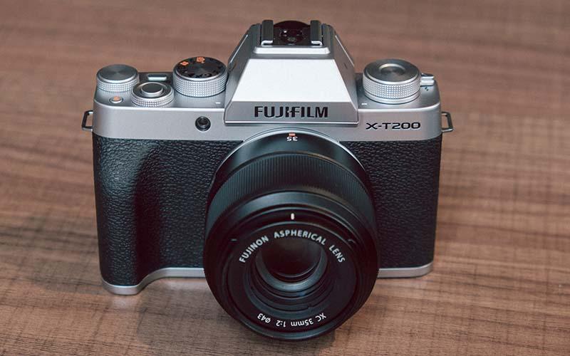 Máy ảnh Fujifilm X-T200