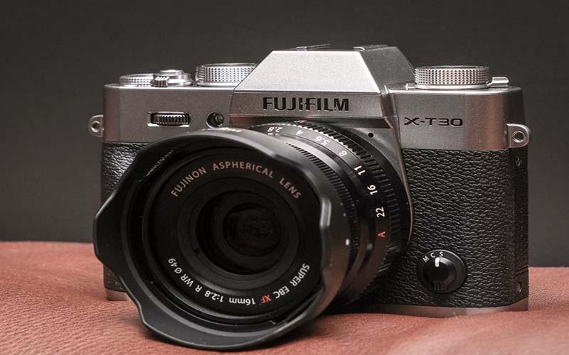 Máy ảnh Fujifilm X-T30