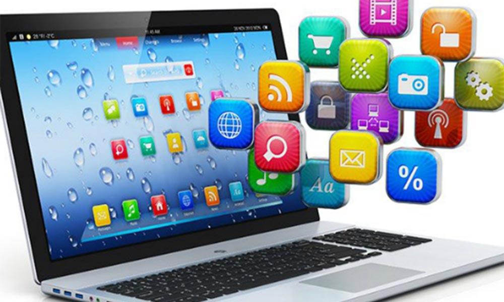 Cung cấp các phần mềm, tiện ích cần thiết cho máy tính
