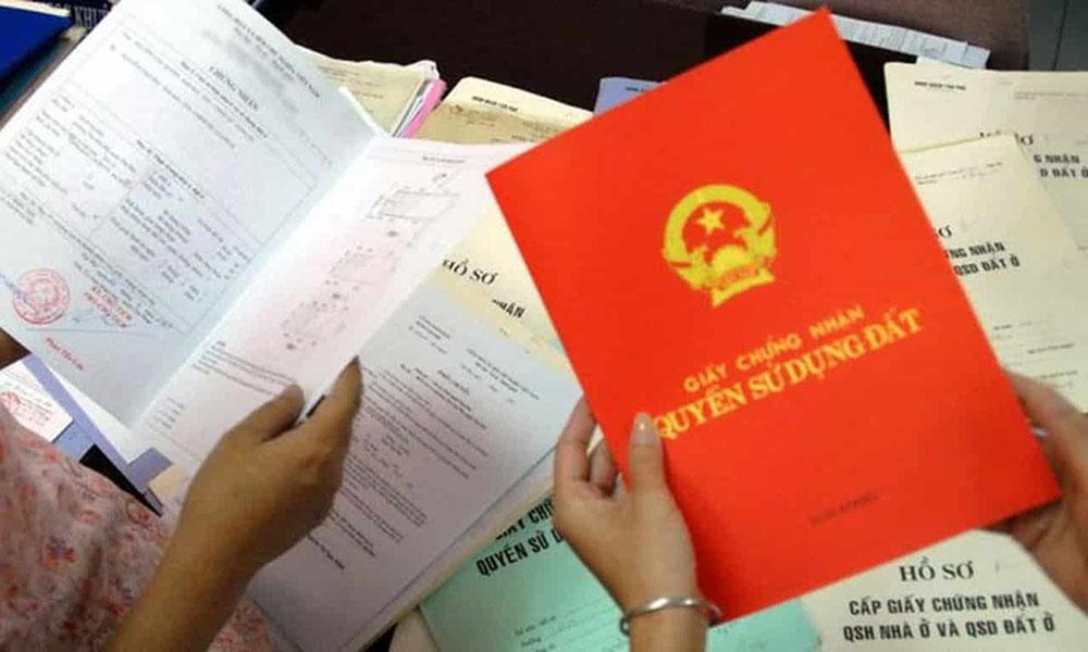 Có giấy tờ pháp lý
