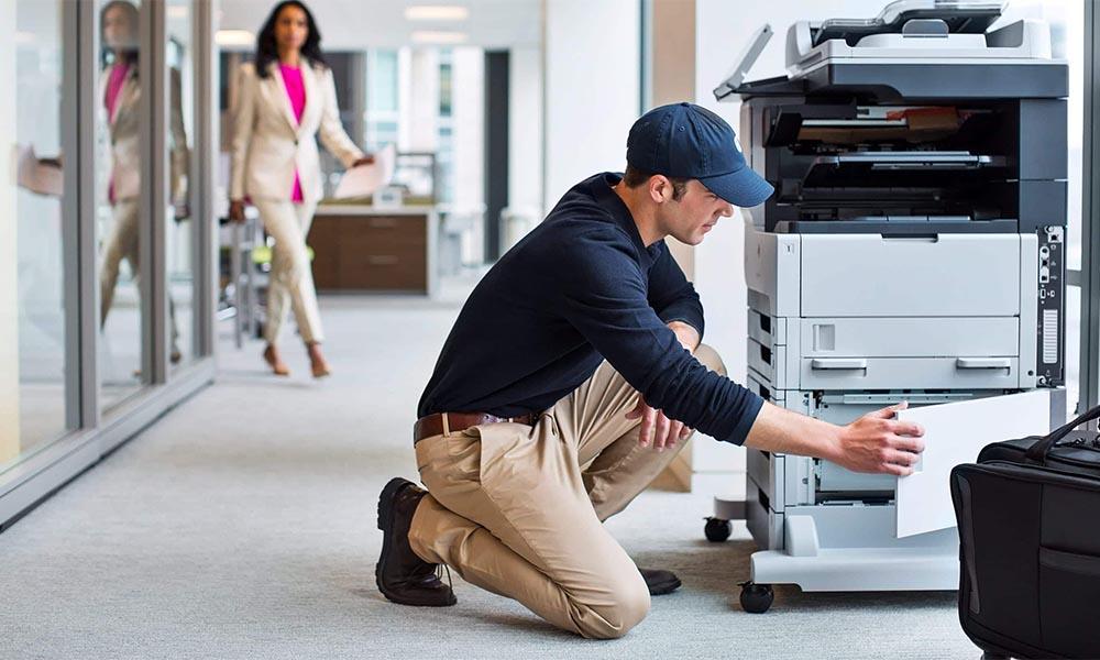 Vì sao cần phải thay thế linh kiện cho máy photocopy
