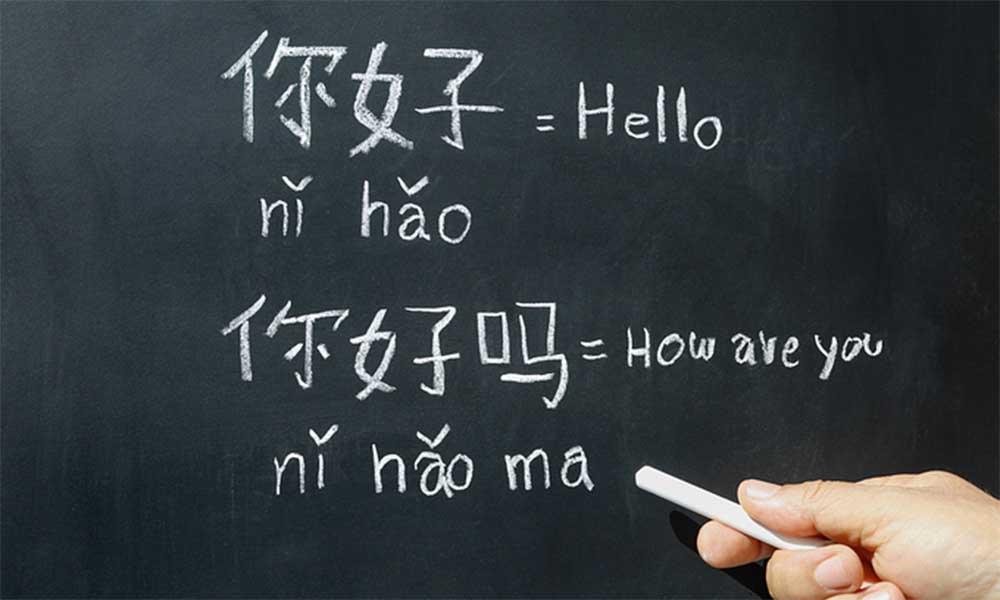 Tiếng Trung Quốc