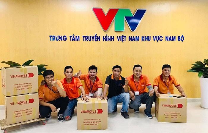 Công ty vận chuyển Vinamoves