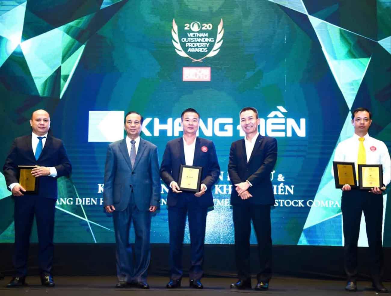 Chủ đầu tư Khang Điền Group