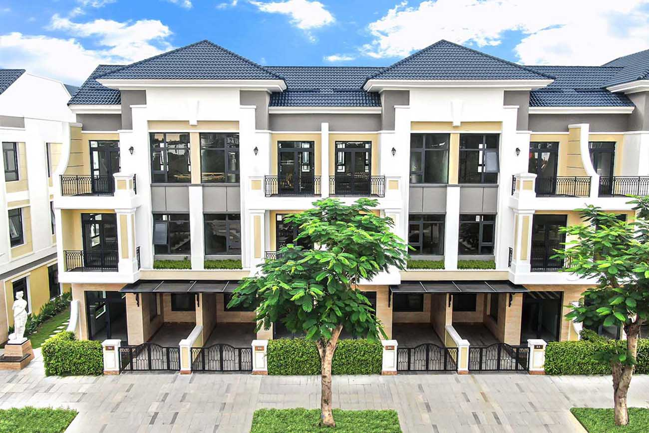 Nhà phố Armena Khang Điền